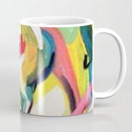 Rainbow Horse Coffee Mug
