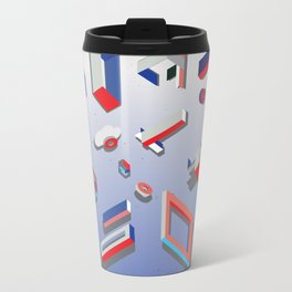 TrendIsometry Metal Travel Mug