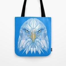 Blue Eagle Tote Bag