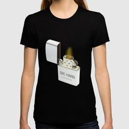 Die Hard - Alternative Movie Poster T-shirt