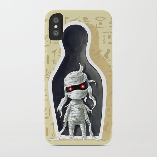 Mummy 2 iPhone Case