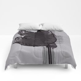 leaf eleven Comforters