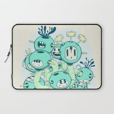 Many Heads are Better than None Laptop Sleeve