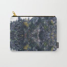 Mirrored landscape 4 pyrenees Carry-All Pouch