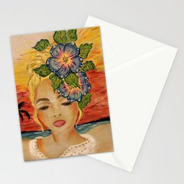 Beachy Babie Stationery Cards