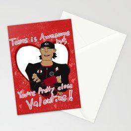 Motorcity Texas V-day Stationery Cards