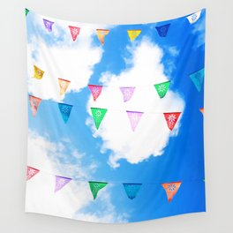Bunting, Baby! Wall Tapestry
