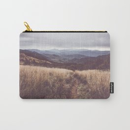 Bieszczady Mountains - Landscape and Nature Photography Carry-All Pouch