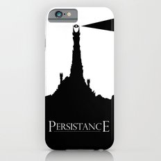 Lord of the Rings Motivational Poster - Persistance Slim Case iPhone 6s