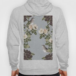 Birds and the Bees Gray Hoody