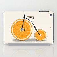 bike iPad Cases featuring Vitamin by Florent Bodart / Speakerine