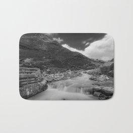 Alpine summer, Austria Bath Mat