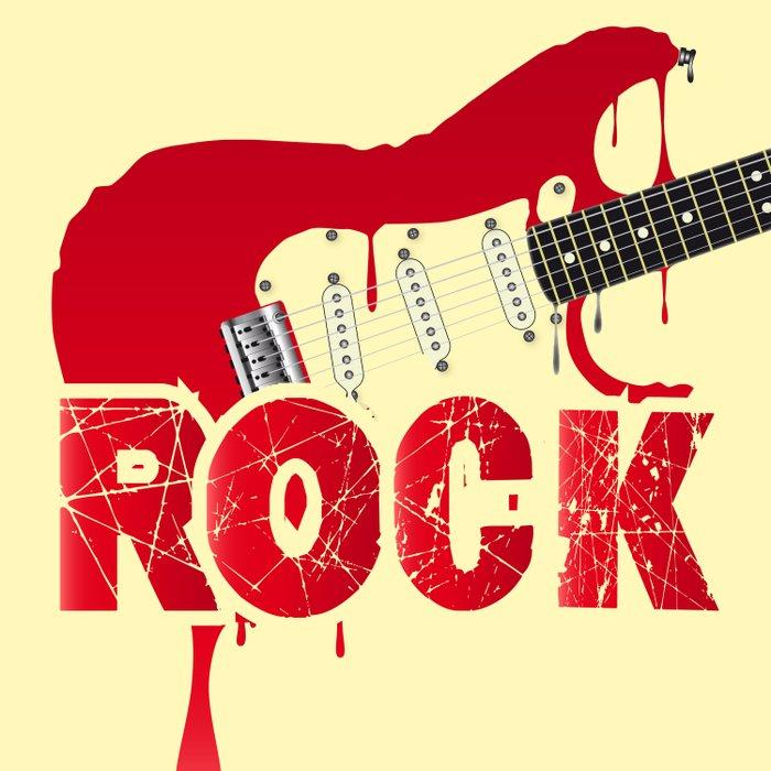 Melting Electric Rock Guitar Comforters