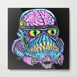 Monster Trooper Metal Print