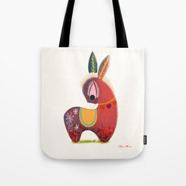 The Little Donkey without a Tail  Tote Bag