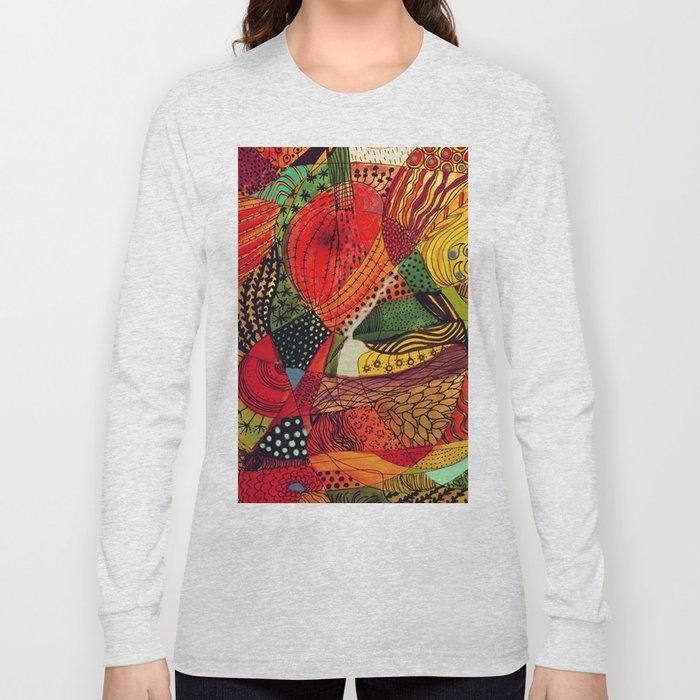 le coeur Long Sleeve T-shirt