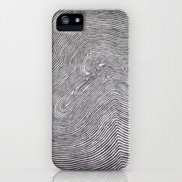 Olympia iPhone Case