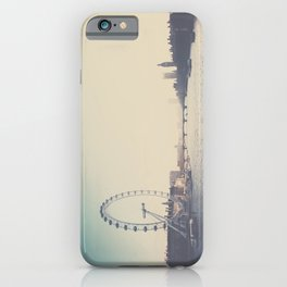 looking back ...  iPhone Case