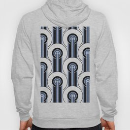Get The Balance Right In Blue Hoody