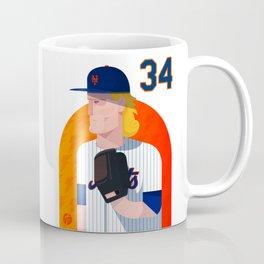 """Noah """"Thor"""" Syndergaard Coffee Mug"""