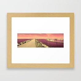 Hohe Düne Framed Art Print