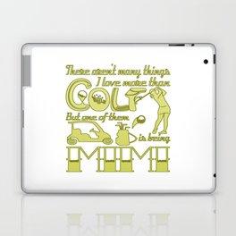 Golf Mimi Laptop & iPad Skin