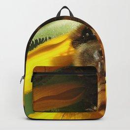 Desert Sunflower Cafeteria Backpack
