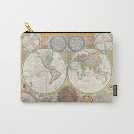 Map 1794 Laurie & Whittle Carry-All Pouch