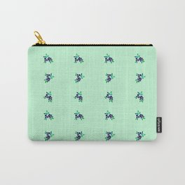bluberries and mint Carry-All Pouch