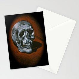 Skull Still Life Stationery Cards