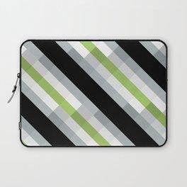 PRIDE - Agender Laptop Sleeve