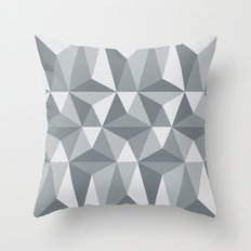 Nordic Combination 33 Throw Pillow