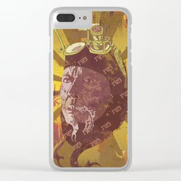 Hannibal Chew Clear iPhone Case