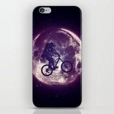 E.T.B. (variant 2) iPhone & iPod Skin