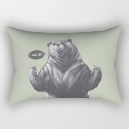 Fubear Rectangular Pillow