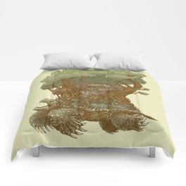 Atlas Reborn Comforters