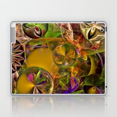 Of Diatoms and Parallel Universes Laptop & iPad Skin