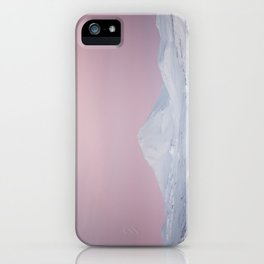 Candy mountain - Landscape and Nature Photography iPhone Case
