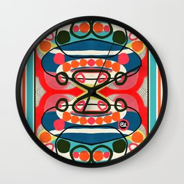 BETTER THAN JEWELS Wall Clock