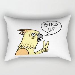 Bird Up Rectangular Pillow