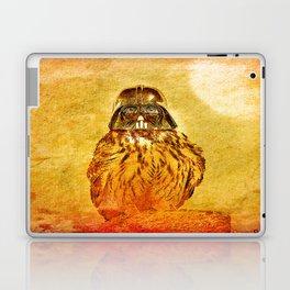 Dark Owl Laptop & iPad Skin
