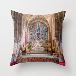 A Sacred Place Throw Pillow