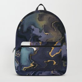Calm storm Backpack
