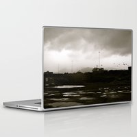 homer Laptop & iPad Skins featuring Homer Spit  by Julia Blanchette