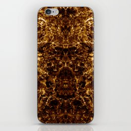 ash-0004-superstructure-gold-s6 iPhone Skin