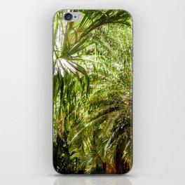 Tropical Palms iPhone Skin