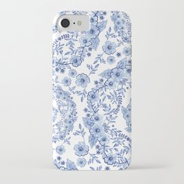 Blue Rhapsody iPhone Case
