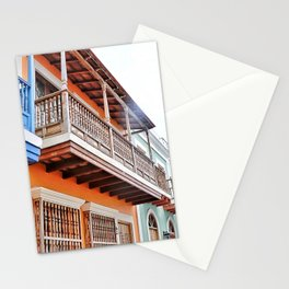 Colorful Old San Juan Stationery Cards