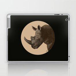 Round Rhino Laptop & iPad Skin
