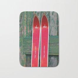 Vintage Skis - Fischer Alu Bath Mat